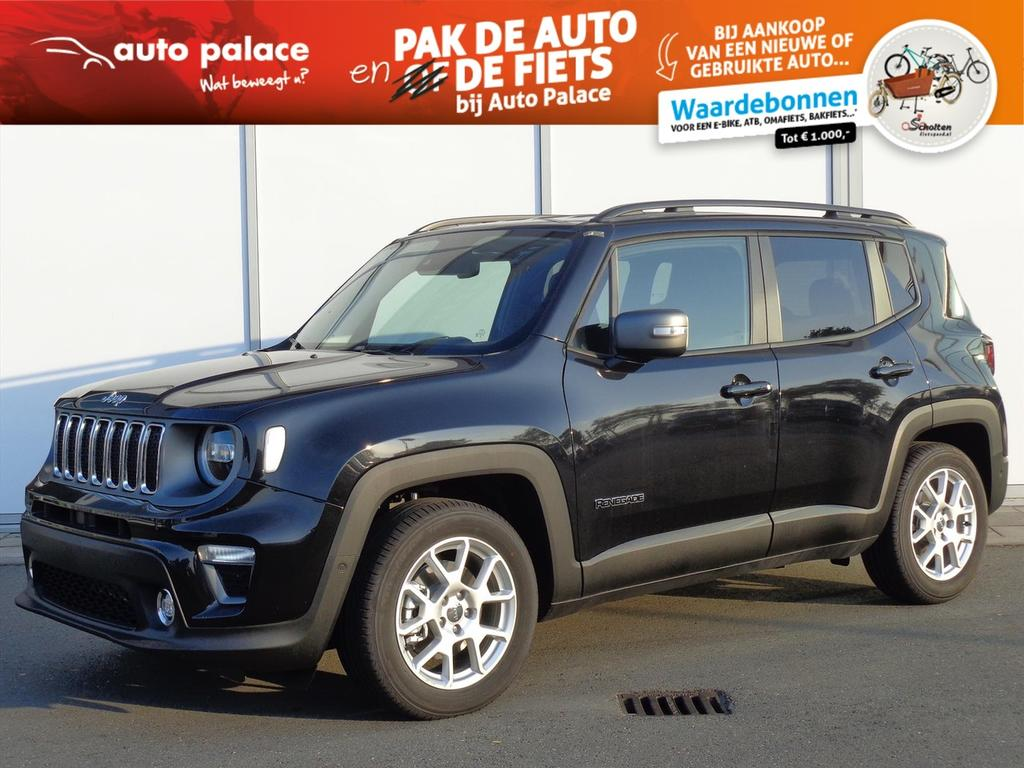 Jeep Renegade 1.0t 120pk opening edition