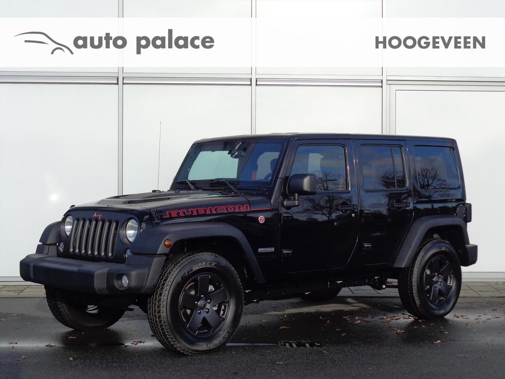 Jeep Wrangler 2.8 16v 200pk automaat unlimited recon