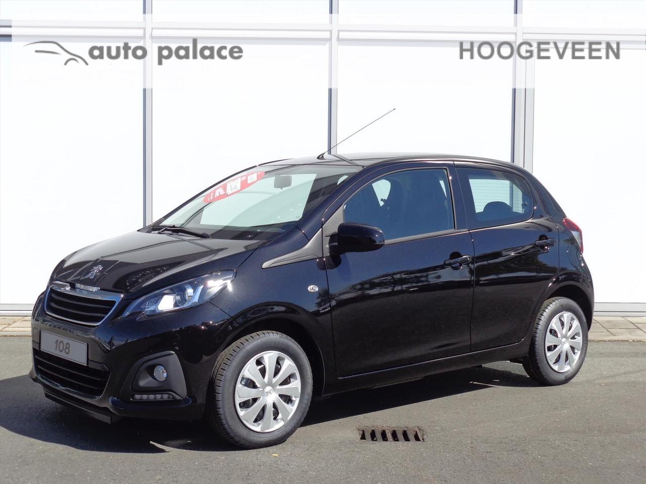Peugeot 108 1.0 e-vti 72pk 5d active airco bluetooth