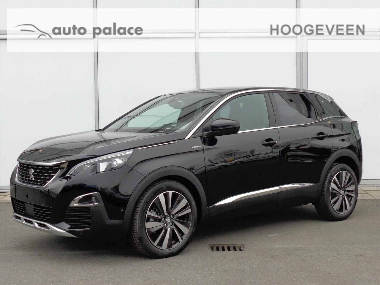 Peugeot 3008 1.6 puretech 180pk s&s eat gt-line