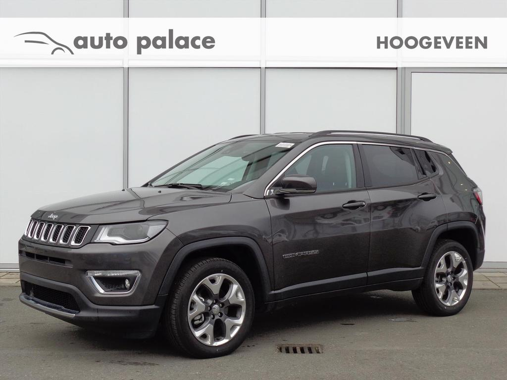 Jeep Compass 1.4 170pk 4x4 automaat opening edition