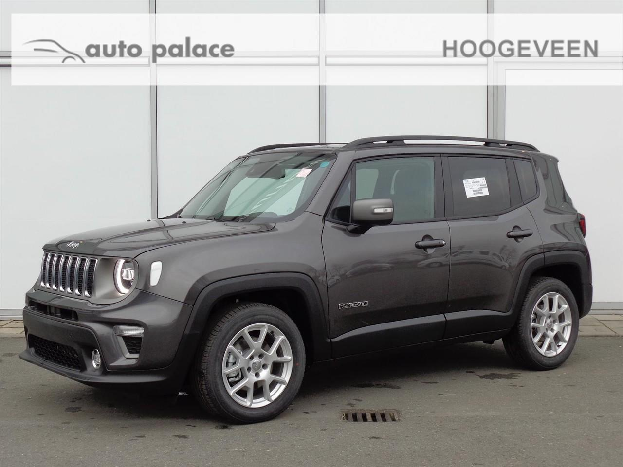 Jeep Renegade 1.3turbo 150pk automaat freedom