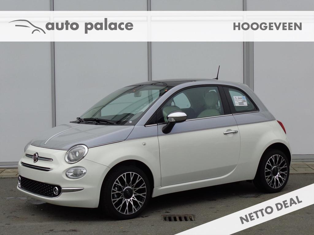 Fiat 500 Turbo 80pk collectione