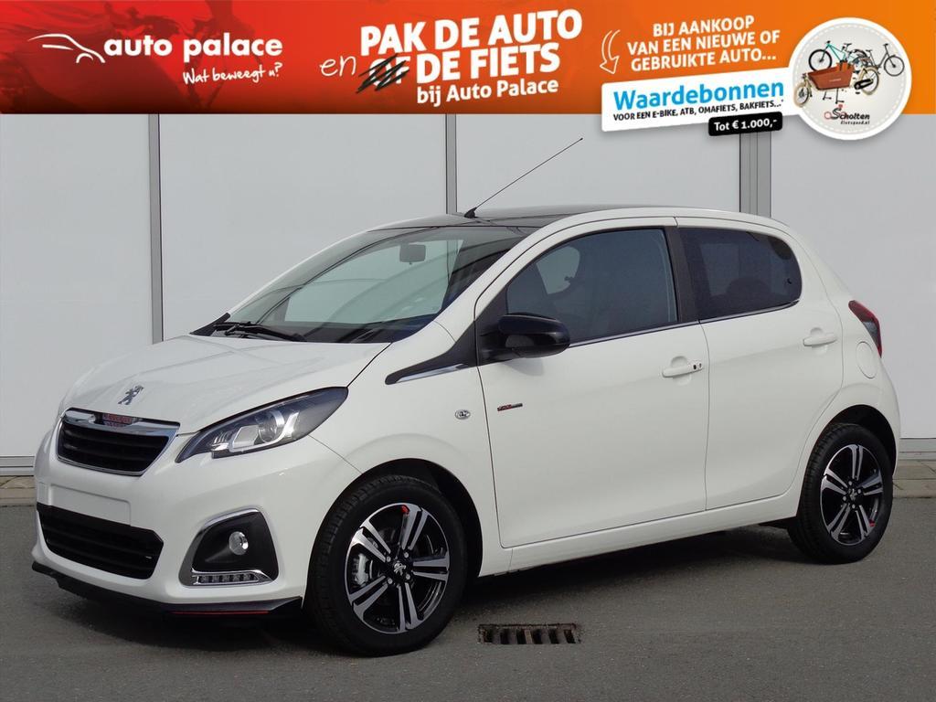 Peugeot 108 1.0 e-vti 72pk 5 deurs gt-line