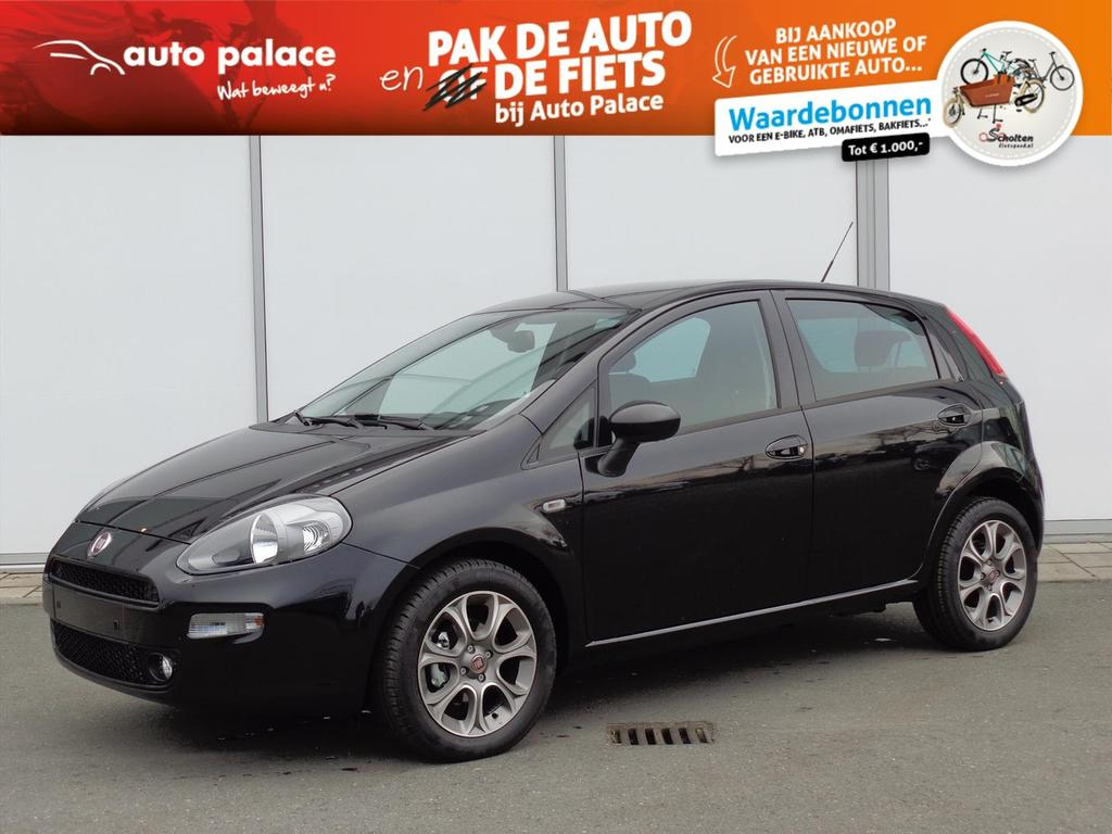 Fiat Punto Turbo 100pk 5 deurs sempre