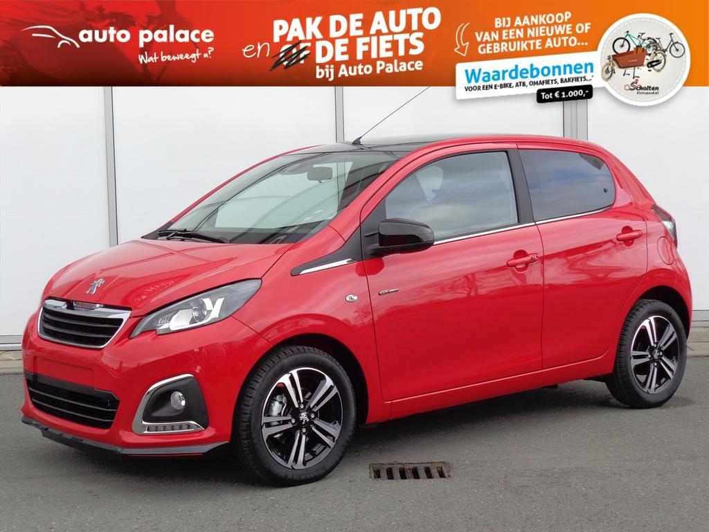 Peugeot 108 1.0 e-vti 72pk 5d gt-line