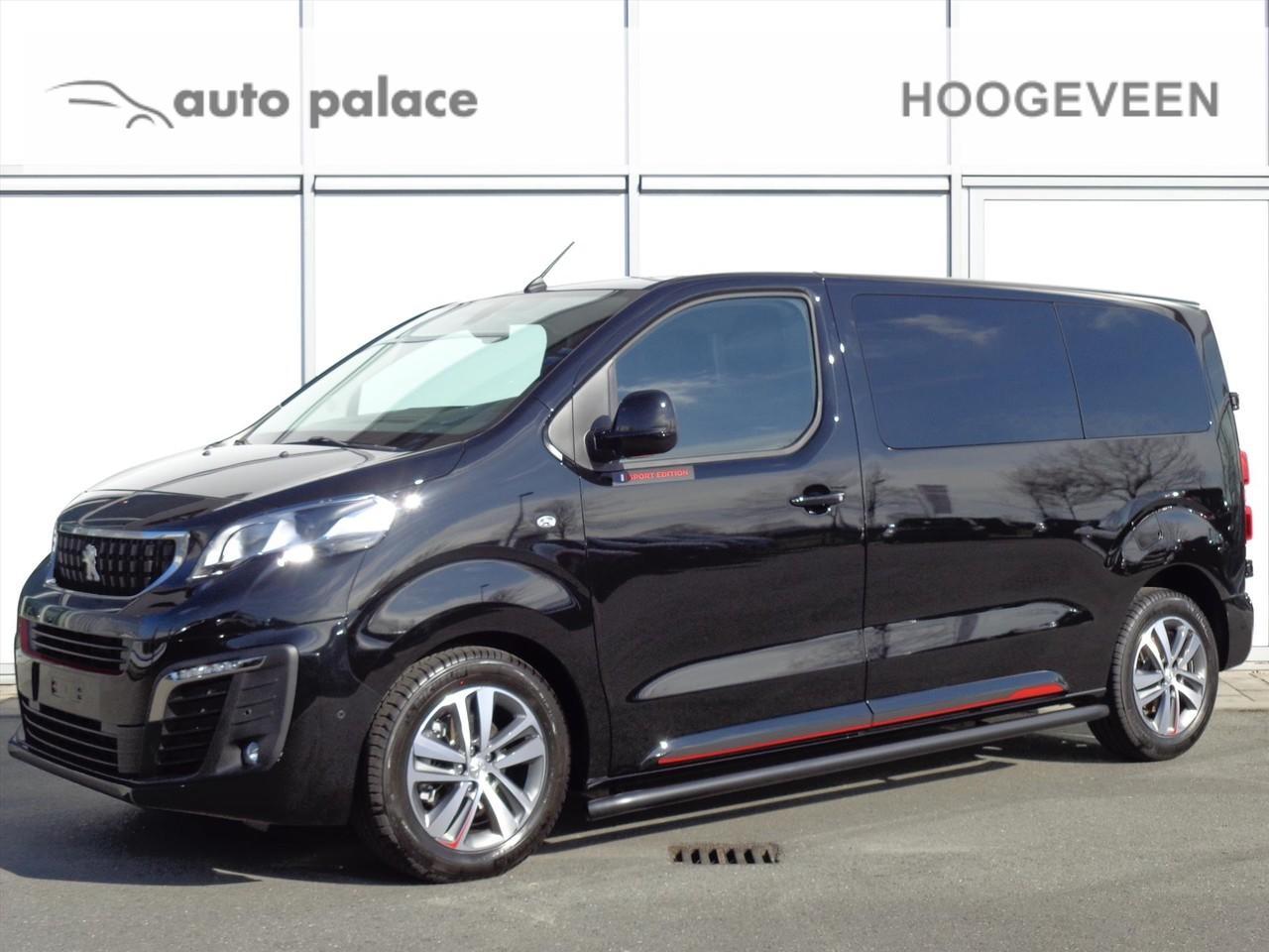 Peugeot Expert Sport edition 227s 2.0 180pk 3p automaat navigatie leer