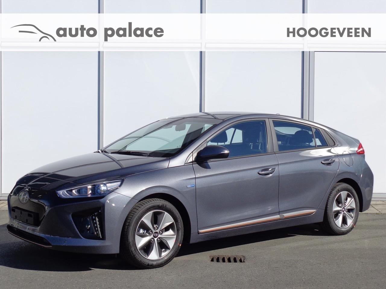 Hyundai Ioniq Ev comfort 120pk automaat navigatie cilmate control