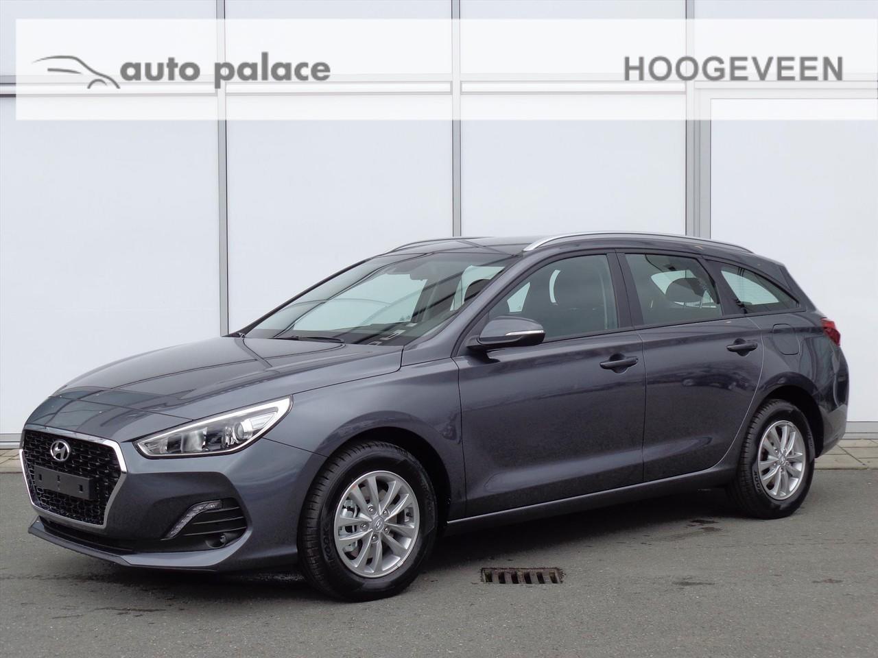 Hyundai I30 Comfort 120pk bluetooth carkit clima navigatie 15'' lm velgen