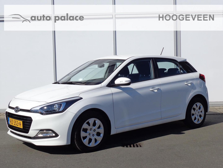 Hyundai I20 1.0 t-gdi 100pk comfortt + navigatie