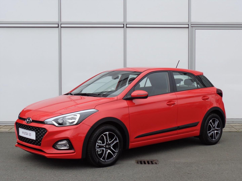 Hyundai I20 1.0 t-gdi 100pk comfort nav