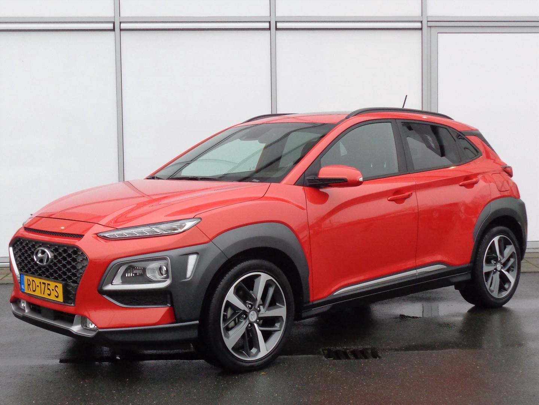 Hyundai Kona Premium 120pk