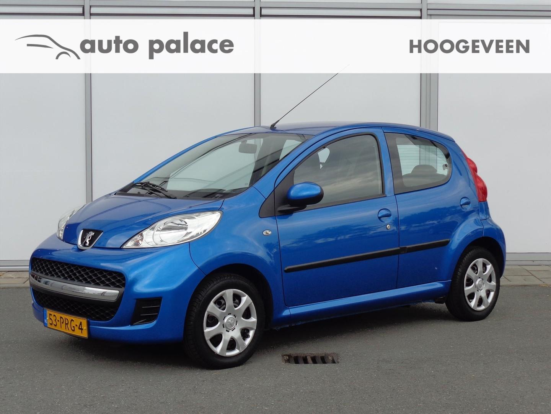 Peugeot 107 1.0 12v 68pk automaat 5 deurs
