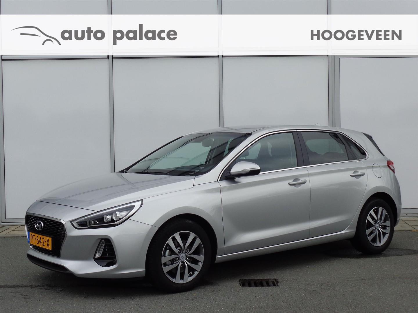 Hyundai I30 120 pk first edition