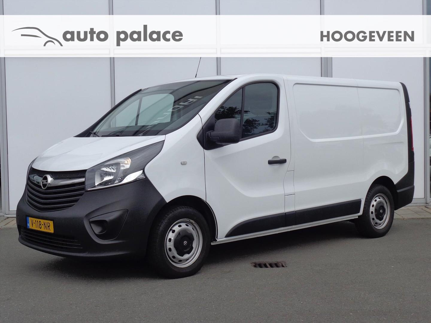 Opel Vivaro Selection 120pk