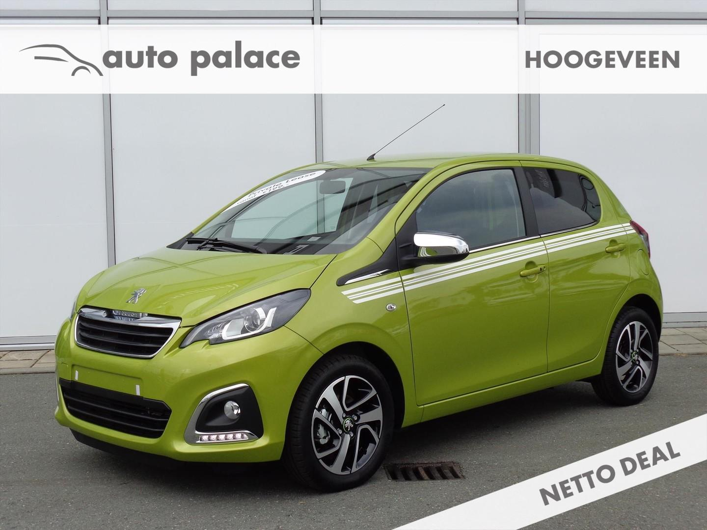 Peugeot 108 Collection 72pk