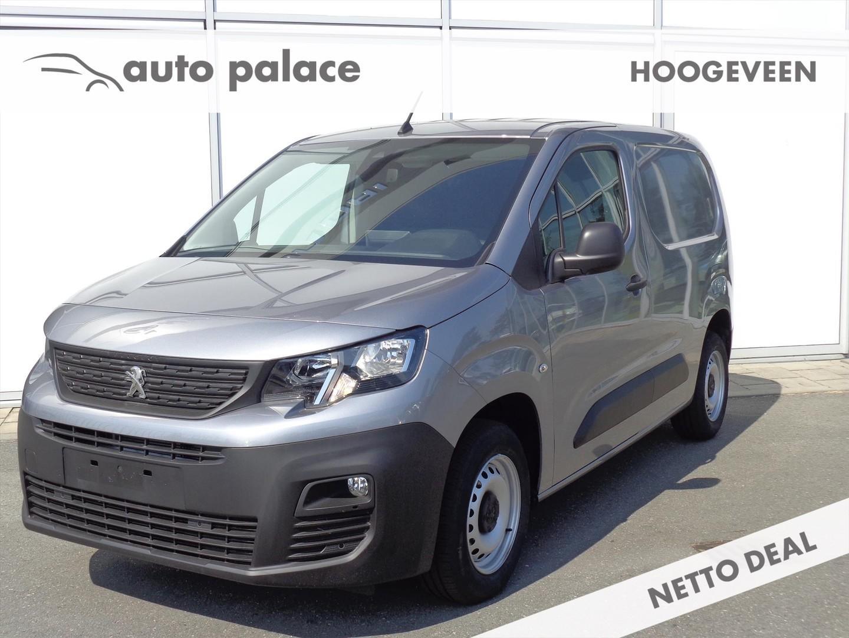 Peugeot Partner New 1.6 bluehdi 75pk