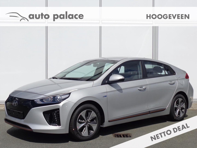 Hyundai Ioniq Ev comfort rijklaar € 31.690 4% bijtelling