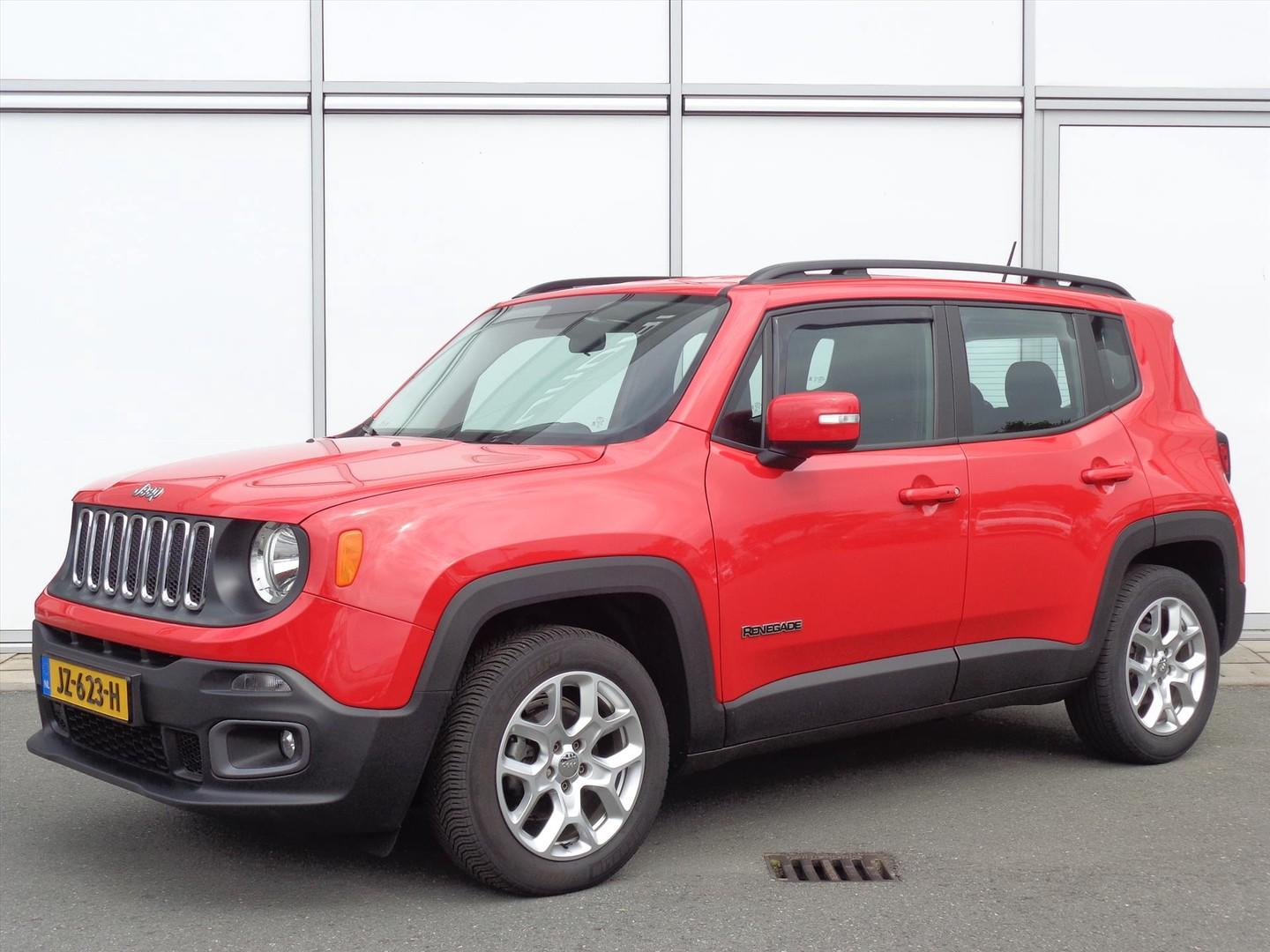 Jeep Renegade 1.4 140 pk longitude