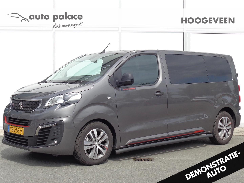 Peugeot Expert 227s gb 2.0 bluehdi 150pk 3 zits. sport ed