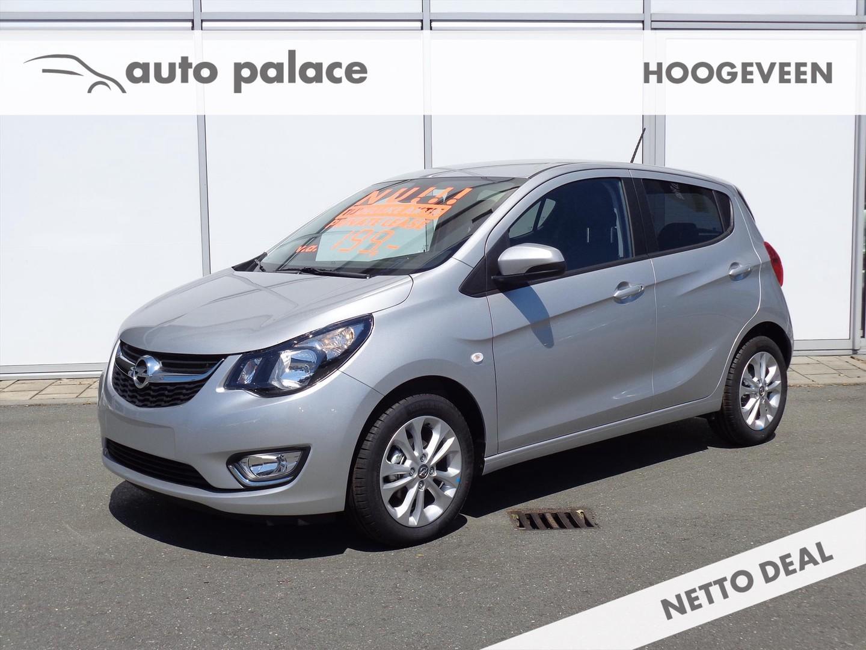 Opel Karl Innovation 1.0 75 pk - navi - lichtmetaal - zeer compleet