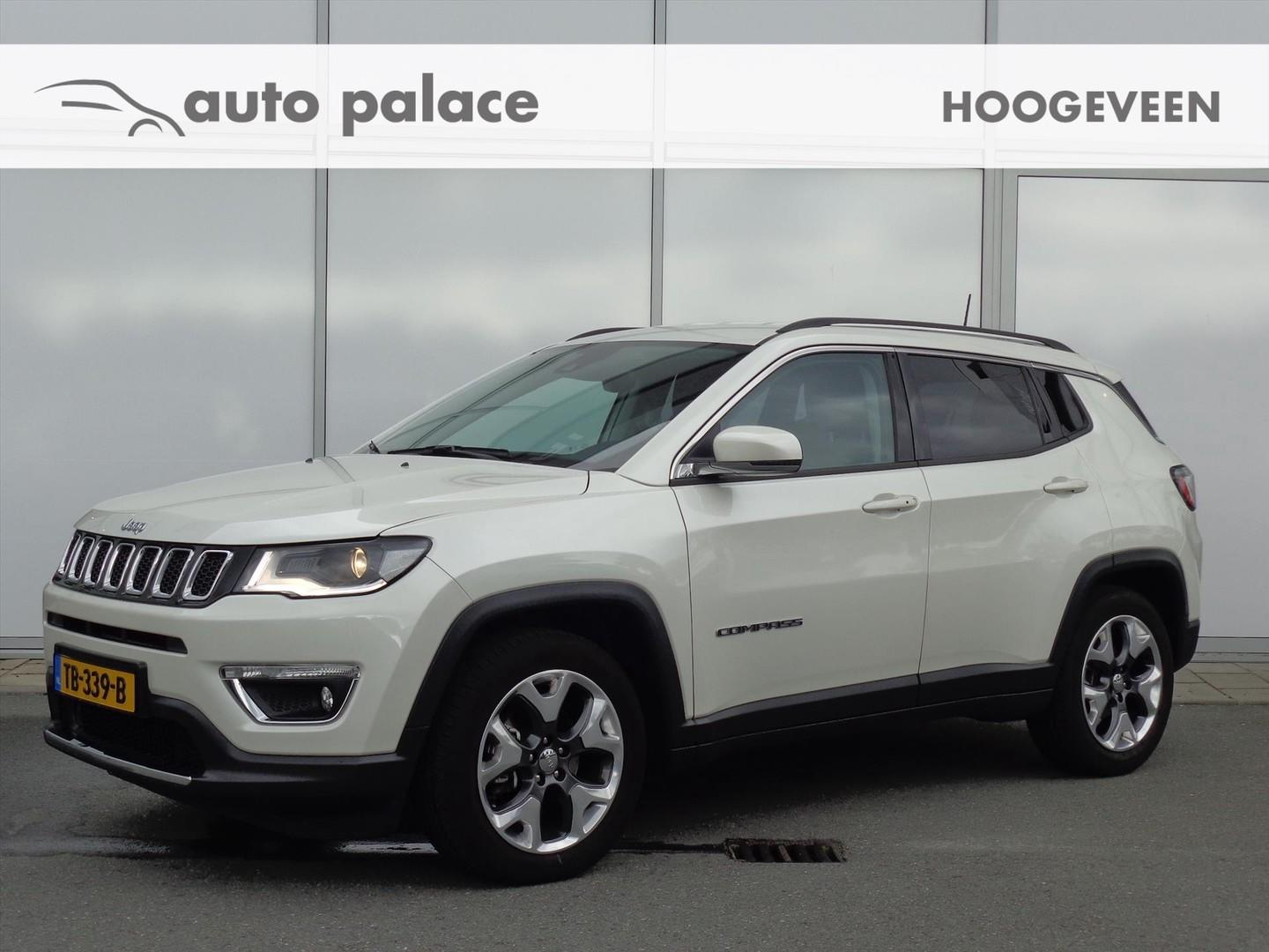 Jeep Compass 140 pk limited