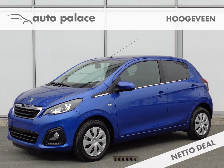 Peugeot 108 72pk active