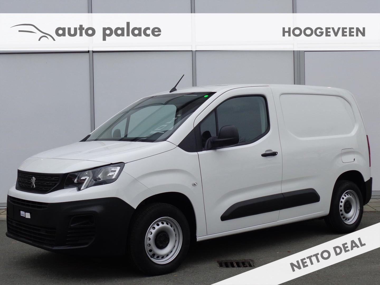 Peugeot Partner New 1.5 bluehdi 75pk 650kg 3-zits pro