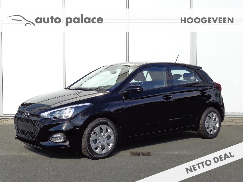 Hyundai I20 1.0 t-gdi 100 pk comfort + navigatie