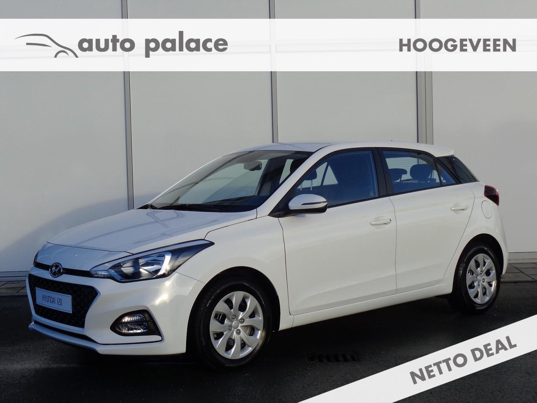 Hyundai I20 1.0 t-gdi blue 100pk comfort nav