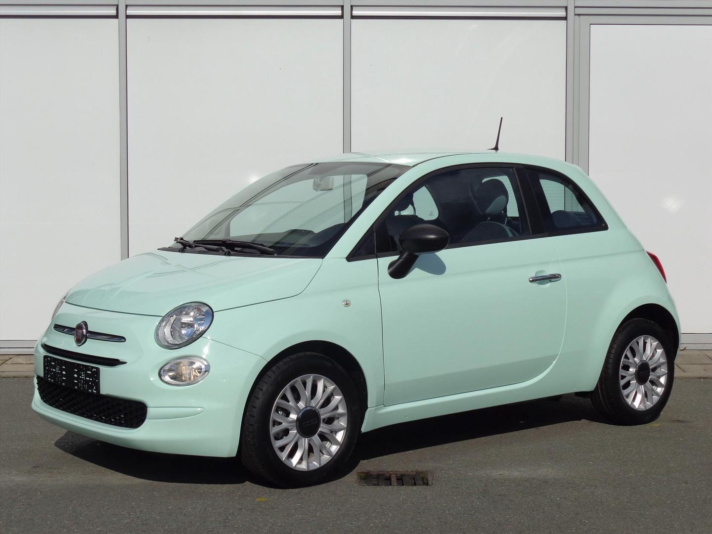 Fiat 500 Twinair turbo 85pk young
