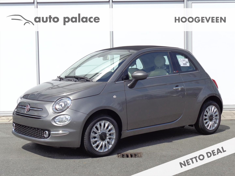 Fiat 500c Cabrio 85 pk lounge