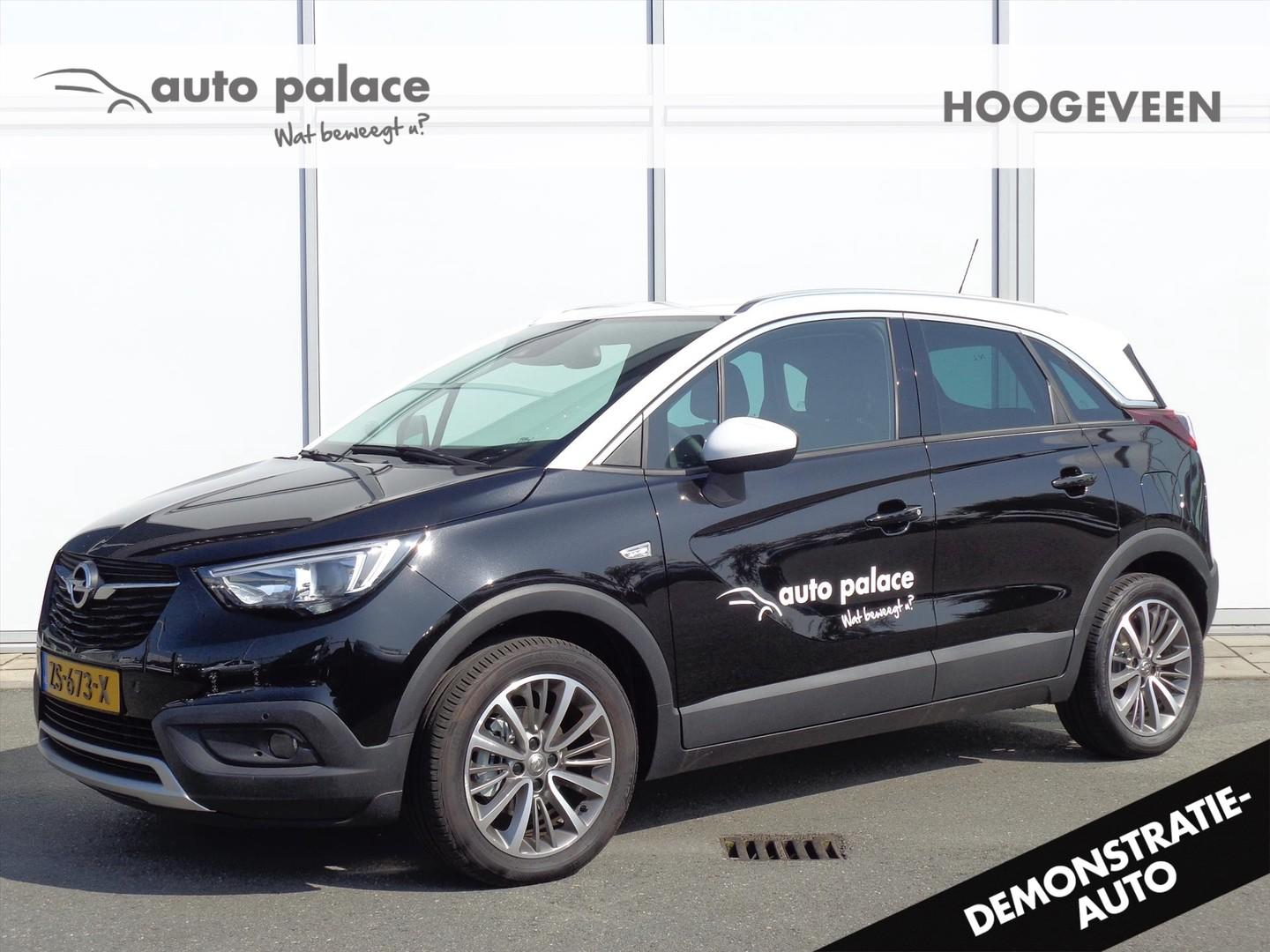 Opel Crossland x 1.2 turbo 110pk innovation
