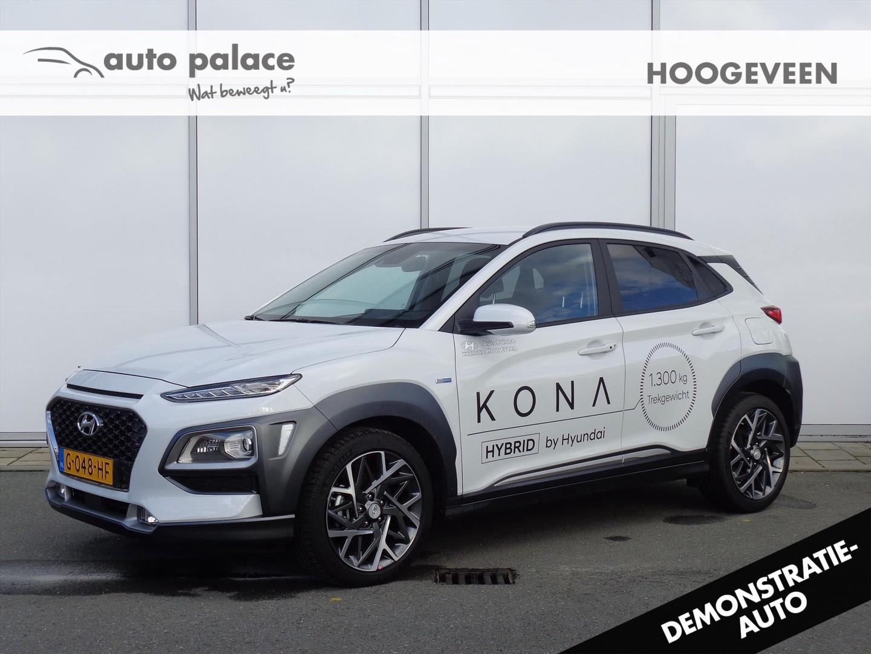 Hyundai Kona Gdi 141 pk hev automaat. premium