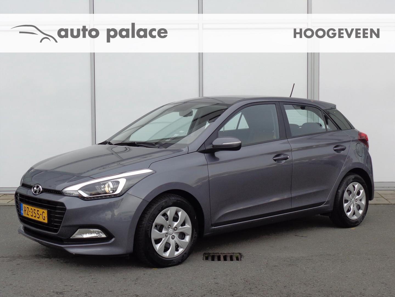 Hyundai I20 1.0 t-gdi blue 100pk comfort + navigatie