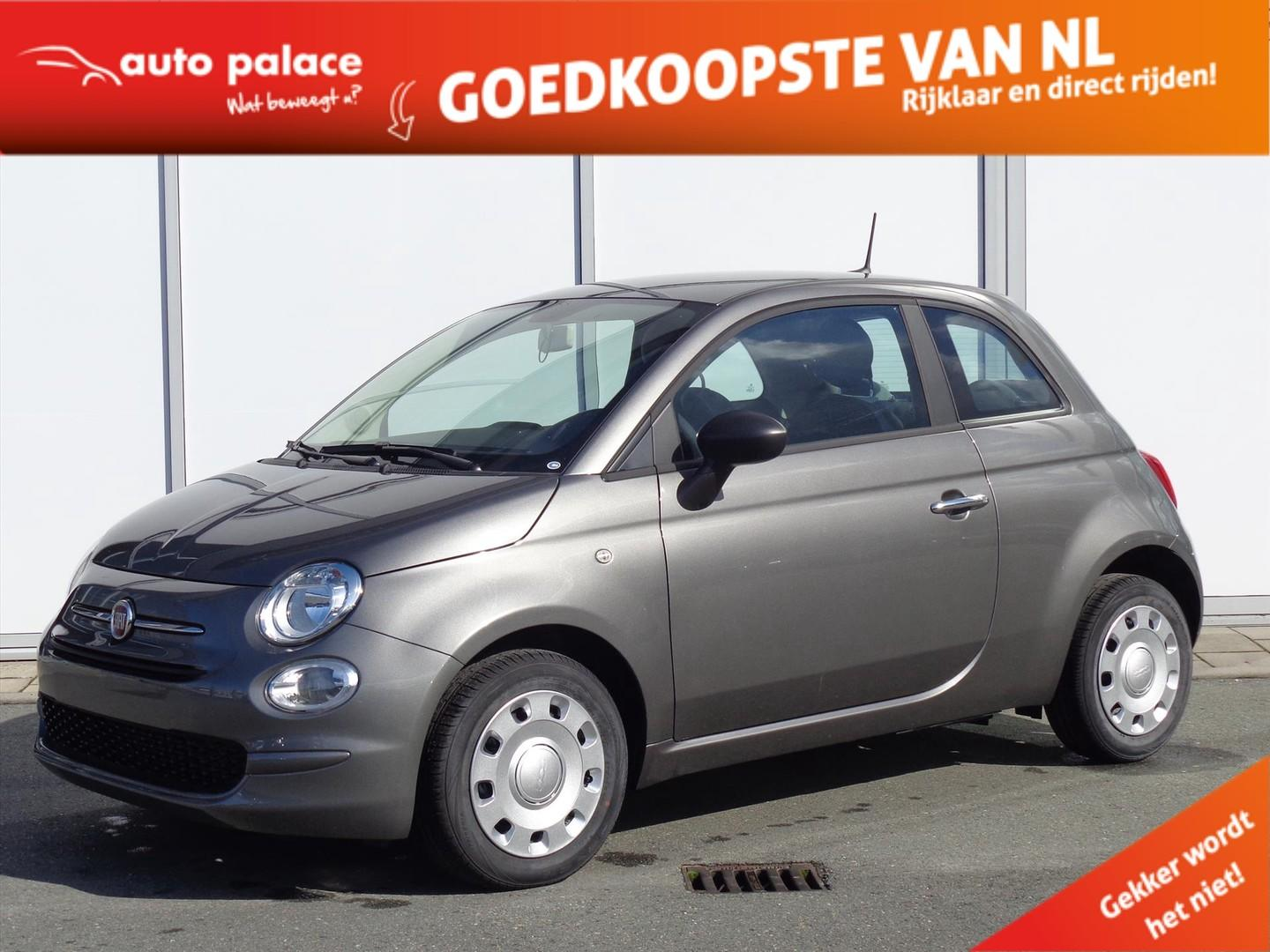 Fiat 500 Twinair turbo 85 pk young