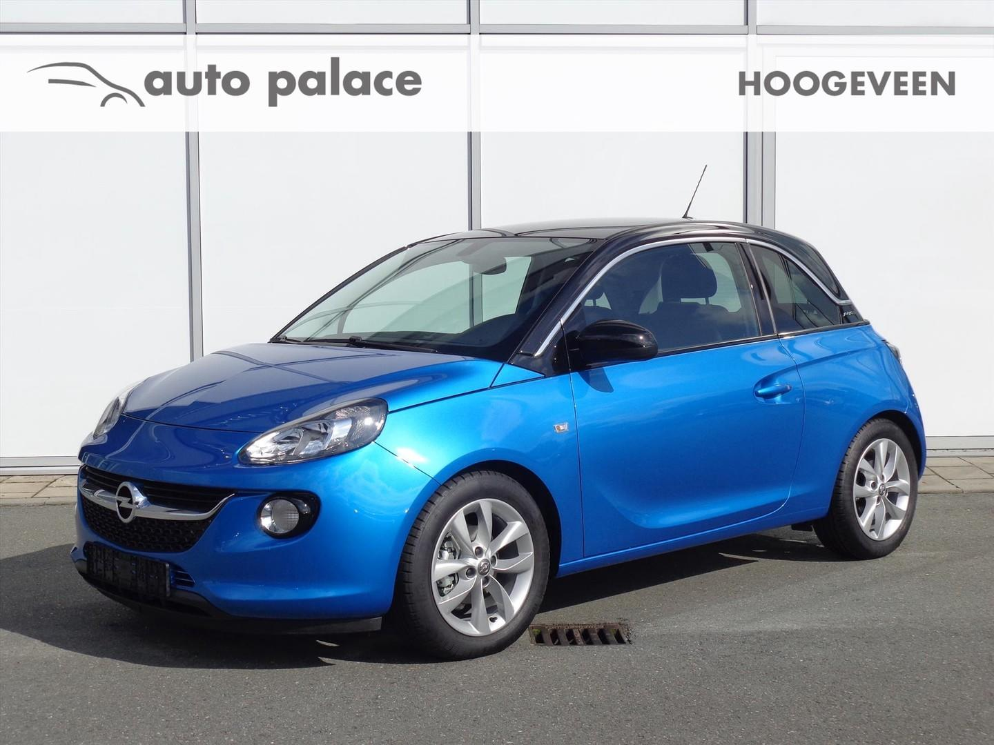 Opel Adam 1.0 turbo 90pk blitz