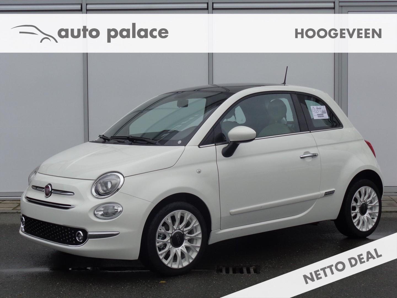 Fiat 500 1.2 star automaat