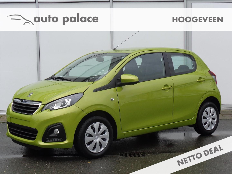 Peugeot 108 1.0 e-vti 72 pk 5 deurs active