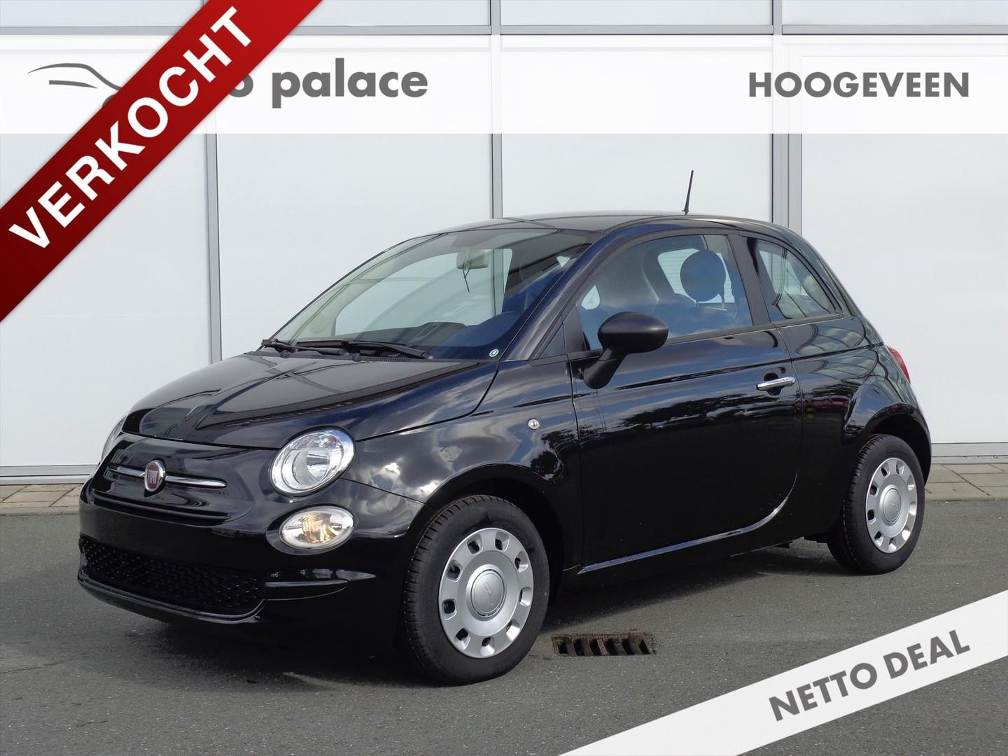 Fiat 500 Turbo 85 pk young