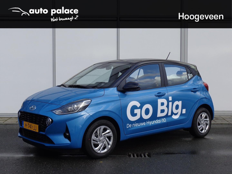 Hyundai I10 New 1.0i 67 pk premium