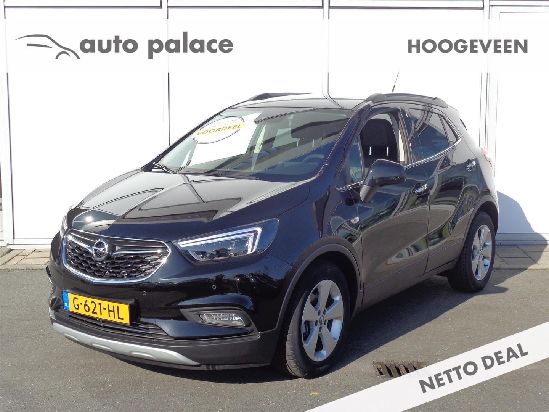 Opel Mokka x Innovation 1.4 turbo 140 pk