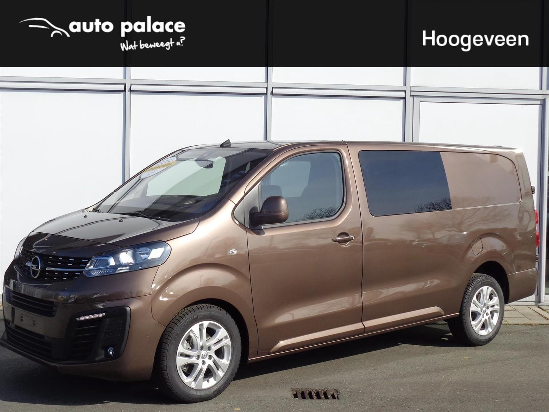 Opel Vivaro L3h1 innovation dubbele cabine