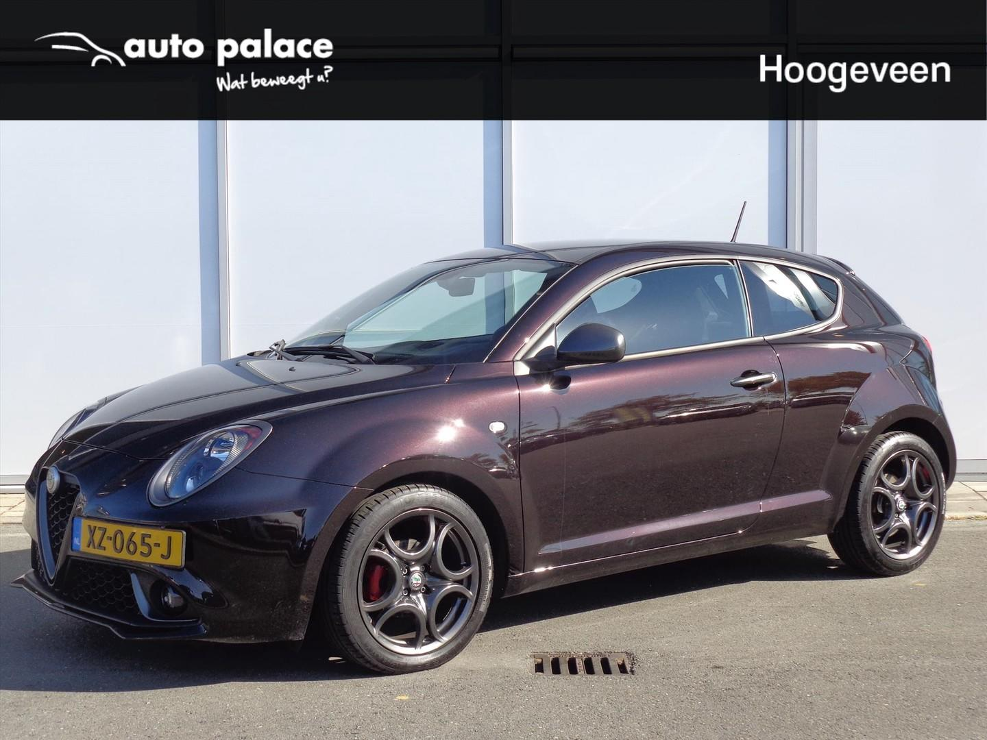 Alfa romeo Mito 0.9 turbo 100 pk super