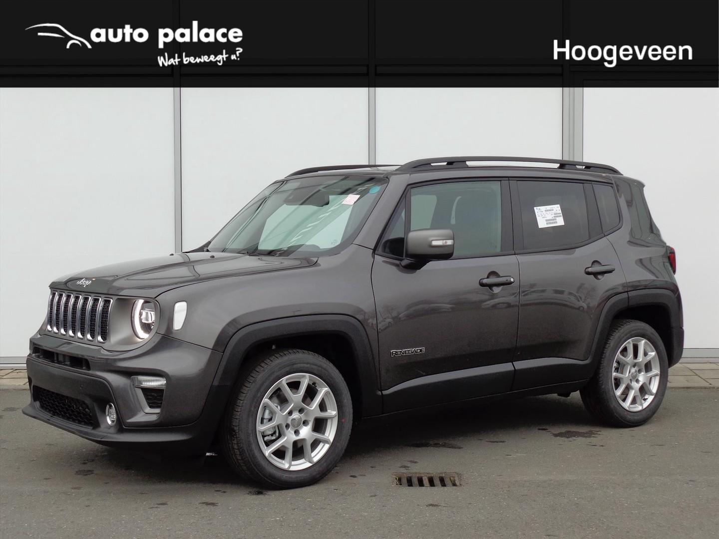 Jeep Renegade 1.0t 120 pk limited
