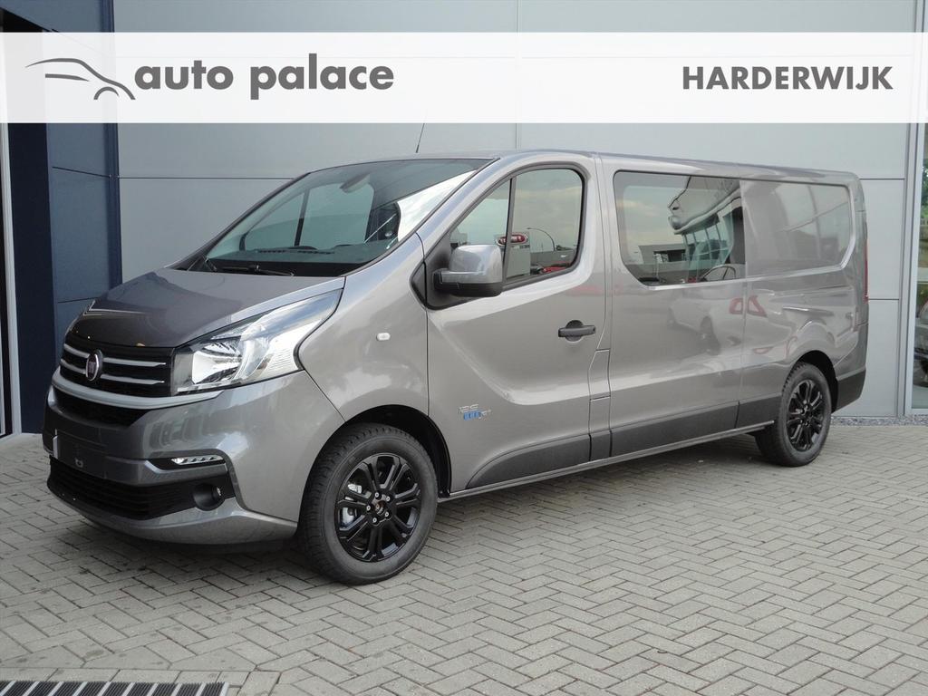 Fiat Talento Business pro 125 pk dubbel cabine