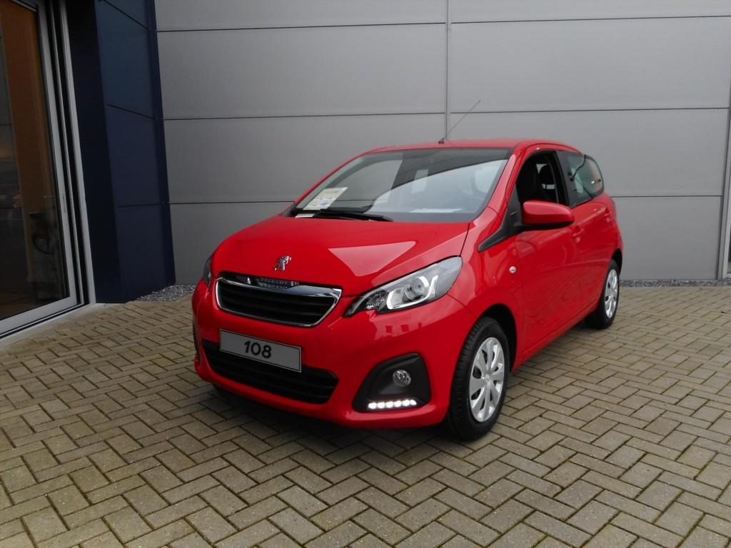 Peugeot 108 1.0 e-vti 68 5 drs active