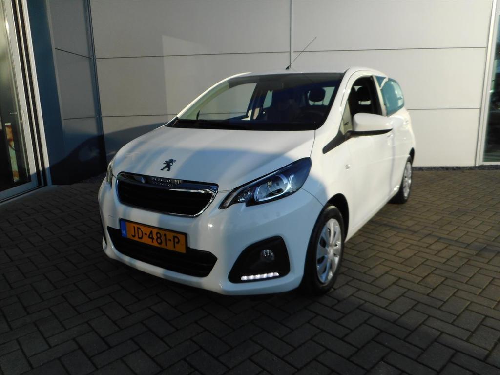 Peugeot 108 1.0 12v e-vti 68pk 5dr active