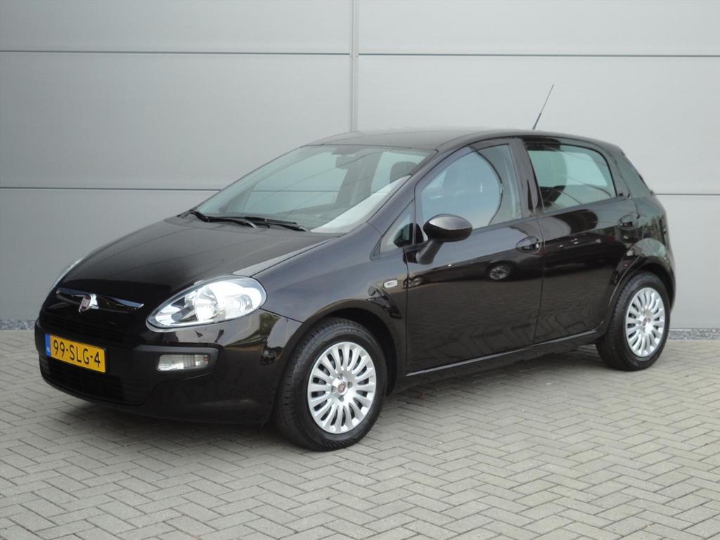Fiat Punto 1.3 multijet 16v 85pk 5d dynamic
