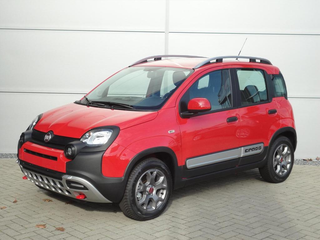 Fiat Panda Panda city cross